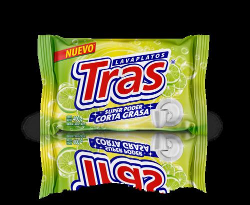 Jabón TRAS 400g