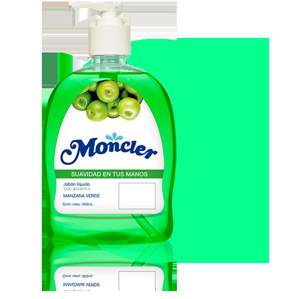 Moncler líquido
